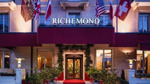 le richemond hotel geneve